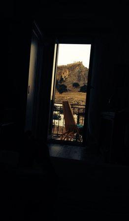 F Charm Hotel: View dalla stanza