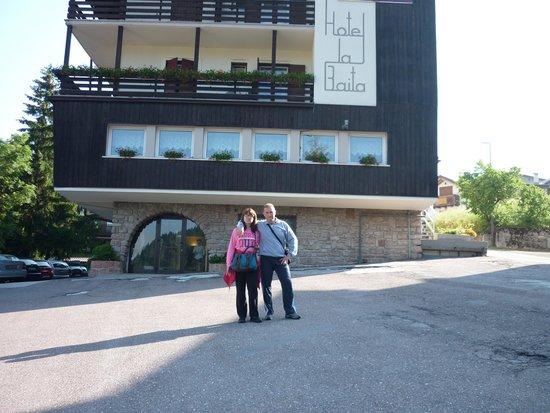 Hotel La Baita: eccoci alla Baita