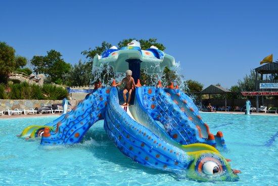 Didim Aquapark : это для младших