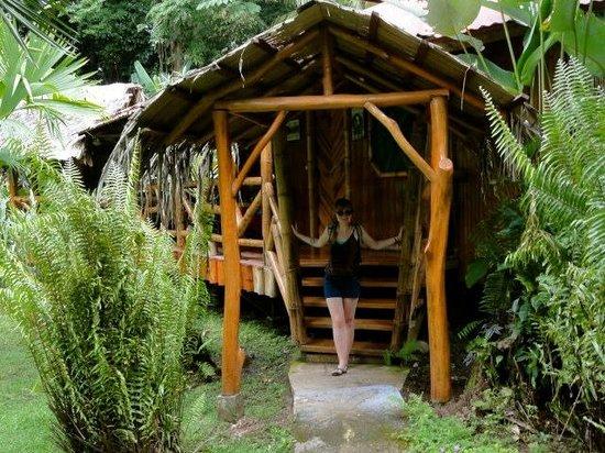 Hotel La Costa de Papito: front of bungalow