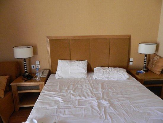 Divani Meteora Hotel: comfy bed