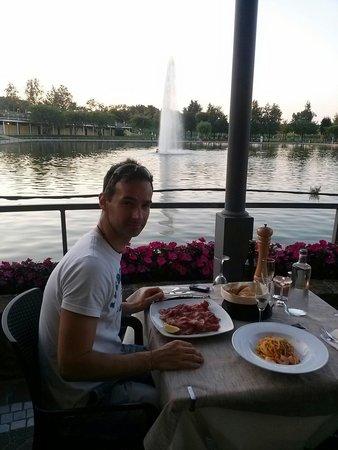 Ristorante con Pizza Canne al Vento: Che fresco