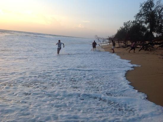 JW Marriott Phuket Resort & Spa: @ the beach##