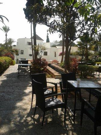 Caribbean Village Agador : рядом с ресепшеном