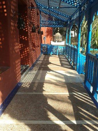 Caribbean Village Agador : территория рядом с бассейном