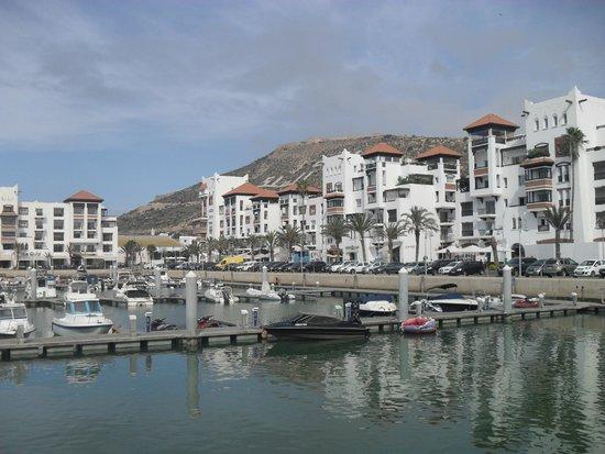 Caribbean Village Agador : порт