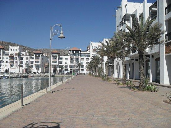 Caribbean Village Agador : марине