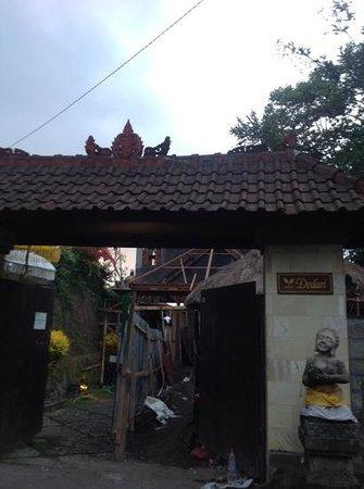 Ubud Dedari Villas : enter