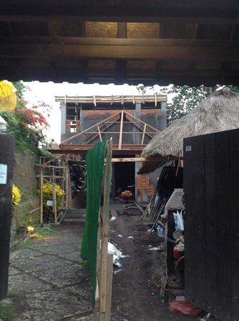 Ubud Dedari Villas : reception