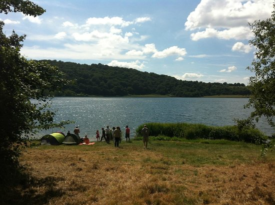 Agriturismo Fra' Viaco: lago (accesso dall'agriturismo)
