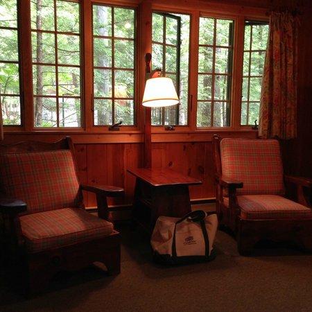 Quisisana: duplicate of cabin