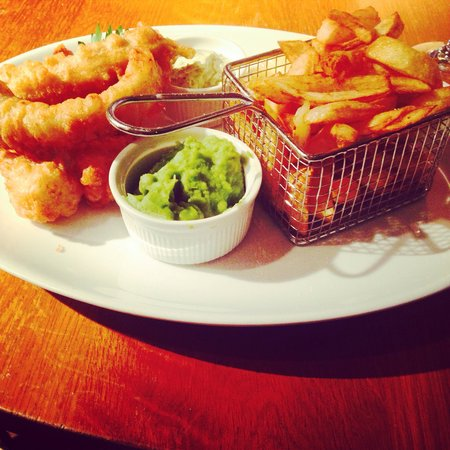 As You Like It: Fish & Chips