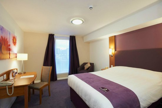 Premier Inn Inverness Centre (River Ness) Hotel: One of great Premier Inn bedrooms.