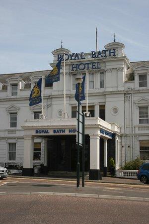 Royal Bath Hotel & Spa: Entrance