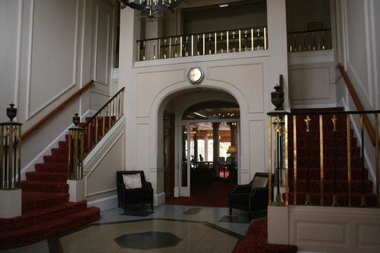 Royal Bath Hotel & Spa: Stairs