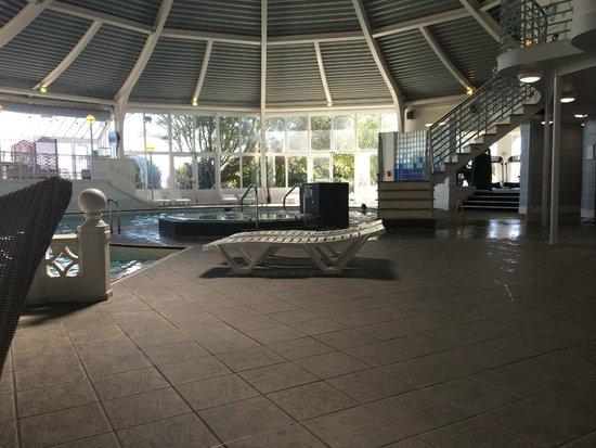 Royal Bath Hotel & Spa: Pool/Jacuzzi