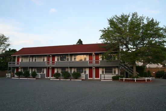 Red Horse Inn - Falmouth: Gebäude-Übersicht