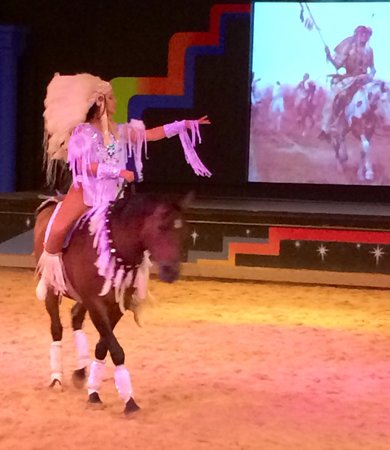 The Dancing Horses Theatre: Beautiful costumes!