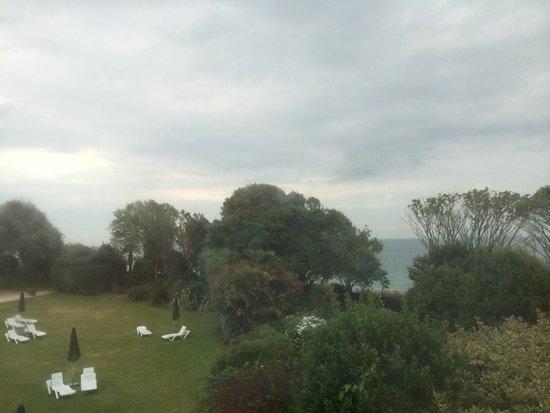 Royal Bath Hotel & Spa: Sea view
