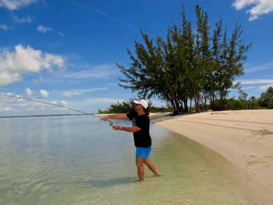 Tiamo Resort : fly fishing bone fishing you name it