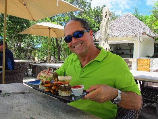Tiamo Resort: lunch