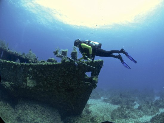 Tiamo Resort: more diving