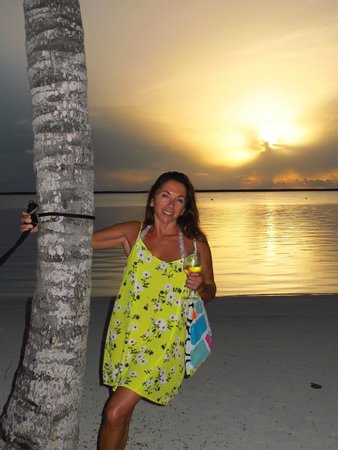 Tiamo Resort : sunset