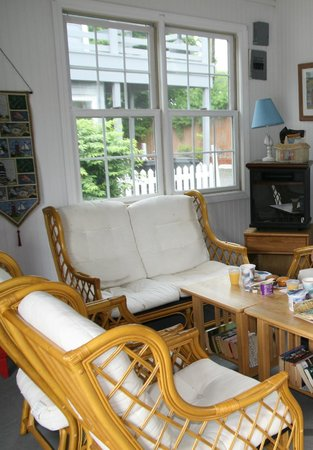 Red Horse Inn - Falmouth: Frühstücksraum