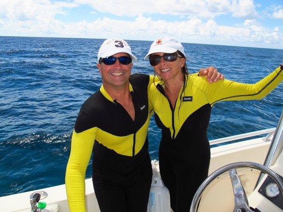 Tiamo Resort: My dive buddy
