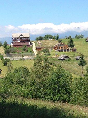 Vedere din fata ziua - Picture of La Promenada, Rasnov - Tripadvisor