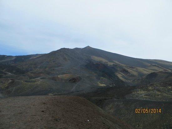 Monte Etna: а вокруг такой простор
