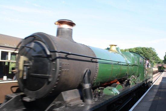 West Somerset Railway: To Minehead