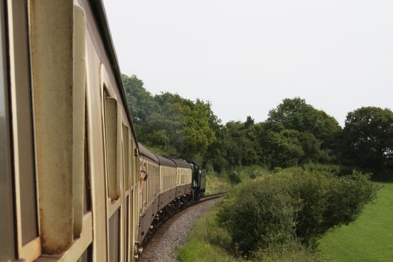 West Somerset Railway: On the way
