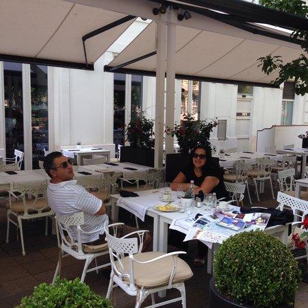 IBEROSTAR Grand Hotel Budapest : Breakfast