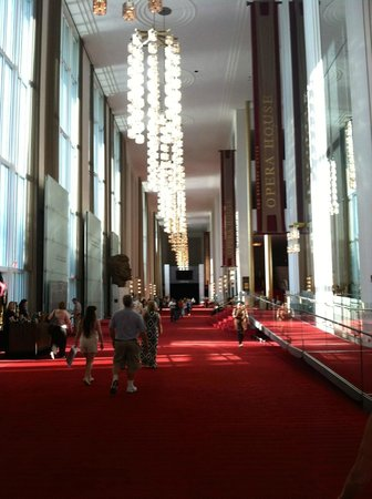 John F. Kennedy Center for the Performing Arts: Stunning architecture