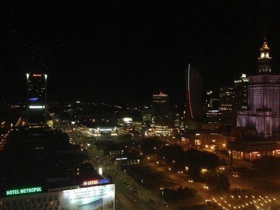 Novotel Warszawa Centrum : Room with a view