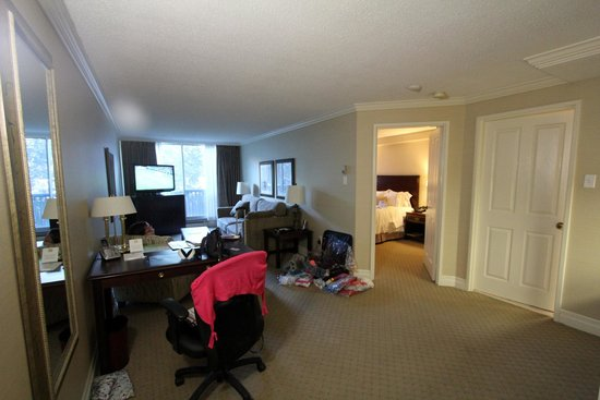 Best Western Plus Ottawa Downtown Suites: room 201