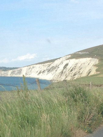 The Needles Battery: drive there