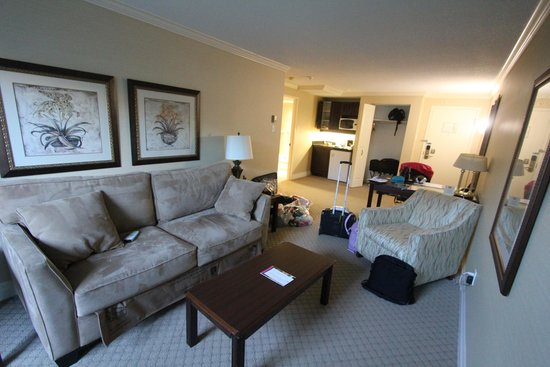 Best Western Plus Ottawa Downtown Suites : room 201