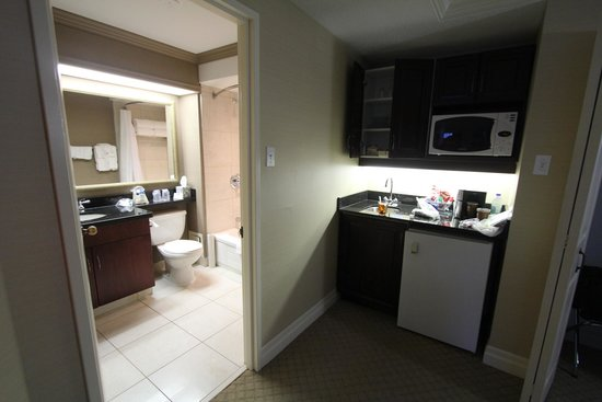 Best Western Plus Ottawa Downtown Suites: kitchenette