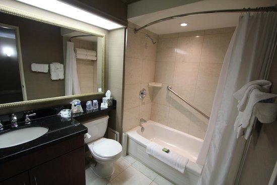 Best Western Plus Ottawa Downtown Suites : bathroom