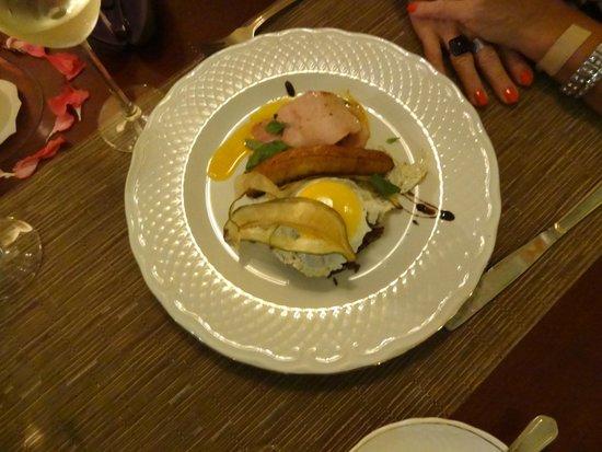 Paradisus Varadero Resort & Spa: arroz a la cubana