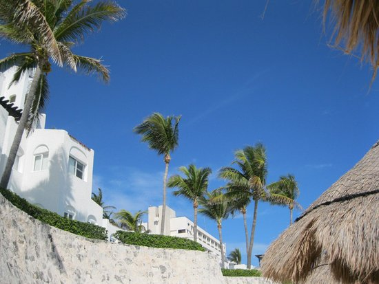 GR Caribe by Solaris: Morning view!