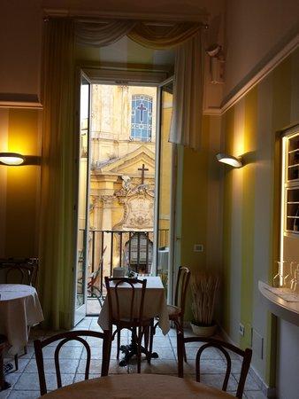 Relais Maddalena: Breakfast room