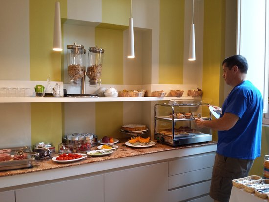 Relais Maddalena: Assortment of cheeses,meat and pasteries