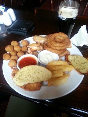 The Mailcoach: Ultimate Platter