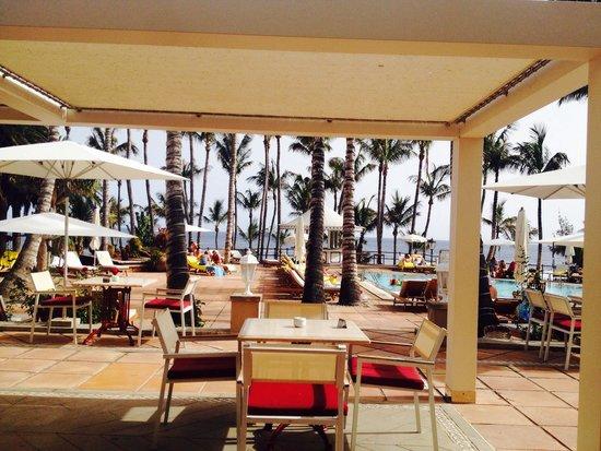 Los Fariones Hotel: Poolbereich/ Aussenanlage
