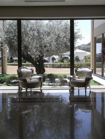La Marquise Luxury Resort Complex: At the reception