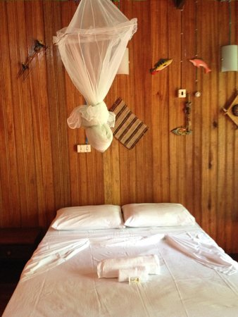 Amazon Turtle Lodge : Our room