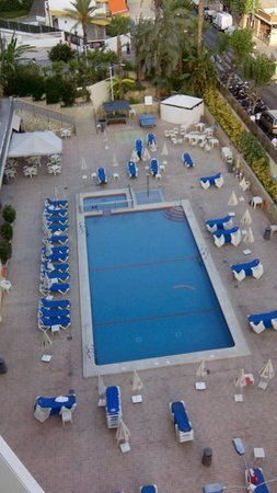 Servigroup Orange Hotel: balcony view